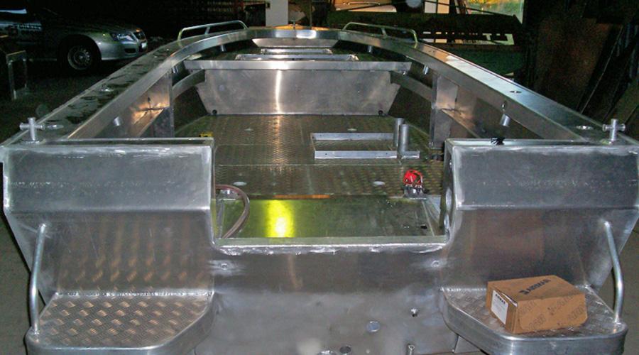 Plate Aluminium Boat Builders